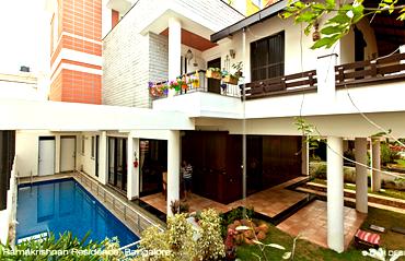 Jooju Ramakrishnan's Residence